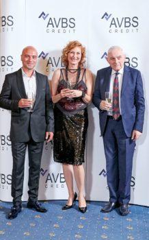 Elita bancara din Romania s-a reunit la petrecerea aniversara AVBS Credit