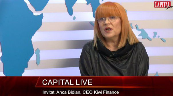 Anca Bidian: Nu va fi bula imobiliara