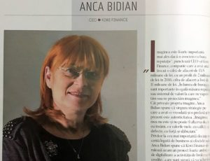 Anca Bidian Top 100