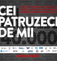 """ARBC sprijina campania #ATENTînTRAFIC: """"CEI 40.000"""""""